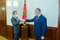 PRESEDINTELE TARII A AVUT O INTREVEDERE CU SEFUL MISIUNII OSCE IN MOLDOVA