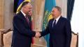 MESAJ DE FELICITARE ADRESAT LUI NURSULTAN NAZARBAEV, PRESEDINTELE R. KAZAHSTAN, CU PRILEJUL ZILEI SALE DE NASTERE