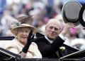 Ducele de Edinburgh, in virsta de 97 de ani, vazut la volan la doua zile dupa accident