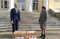CHINA A OFERIT AL DOILEA LOT DE AJUTOR PENTRU TESTARE LA COVID-19 IN MOLDOVA