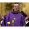 Papa Francisc instituie austeritatea