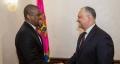 Presedintele Republicii Moldova a avut o intrevedere cu ambasadorul SUA