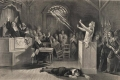 Vrajitoria de la Salem – un caz rusinos
