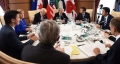 Crizele comerciale si militare, pe agenda reuniunii G7. Donald Trump vrea readmiterea Rusiei, insa tarile europene se opun