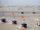 Chinezii fac sute de milioane de dolari din pescuitul ilegal in apele Coreei de Nord
