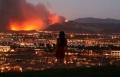 Incendii in California. Numeroase vedete de la Hollywood, evacuate din Malibu