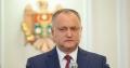 Presedintele Dodon anunta, de la Sankt-Petersburg, despre posibilitatea  formarii unei noi guvernări ori dizolvarea Parlamentului