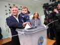 Igor Dodon a votat pentru un nou inceput