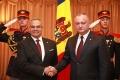 PRESEDINTELE R. MOLDOVA A PRIMIT SCRISORILE DE ACREDITARE DIN PARTEA A TREI AMBASADORI AGREATI