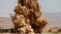 Doua rachete au lovit o baza militara americana din centrul Bagdadului