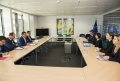 SECURITATEA ENERGETICA A R. MOLDOVA, DISCUTATA LA BRUXELLES CU VICEPRESEDINTELE COMISIEI EUROPENE, MAROS SEFCOVIC