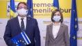 De ce UE si SUA nu reactioneaza fata de tentativele anticonstitutionale ale Presedintei Sandu?