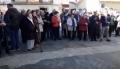 Locuitorii unui sat din Spania au sarbatorit Anul Nou la prinz