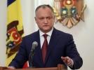 Mesajul de felicitare al Presedintelui Igor Dodon adresat Presedintelui Romaniei Klaus Iohannis