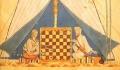 Cea mai veche piesa de sah a stat ascunsa timp de 1300 de ani printre ruinele Califatului Abbasid