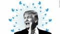 Trump recunoaste ca uneori regreta postarile sale de pe Twitter