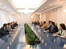 PRESEDINTELE REPUBLICII MOLDOVA A AVUT O INTREVEDERE CU O DELEGATIE A CONGRESMENILOR AMERICANI