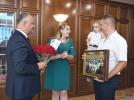 FAMILIA CAZACU A ADUS MULTUMIRI CUPLULUI PREZIDENTIAL PENTRU SUPORTUL ACORDAT