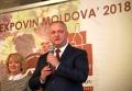 """SEFUL STATULUI A PARTICIPAT LA EXPOZITIA INTERNATIONALA SPECIALIZATA DE VINURI """"EXPOVIN MOLDOVA- 2018"""""""