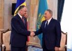 PRESEDINTELE IGOR DODON A ADRESAT UN MESAJ DE FELICITARE PRIMULUI PRESEDINTE AL REPUBLICII KAZAHSTAN, NURSULTAN NAZARBAEV, CU OCAZIA ANIVERSARII A 80 DE ANI DE LA NASTERE