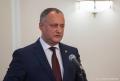 Igor Dodon: Daca la guvernare nu vor participa socialistii, vor fi probleme cu tariful la gaz si exporturile in Rusia