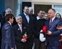 """PRESEDINTELE REPUBLICII MOLDOVA, IGOR DODON A CONFERIT UNIVERSITATII DE STAT DE EDUCATIE FIZICA SI SPORT, DISTINCTIA """"ORDINUL REPUBLICII"""""""