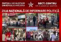 IN ZILELE DE 16-17 IUNIE, PSRM DESFASOARA ZILELE DE INFORMARE NATIONALA A CETATENILOR