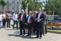 SOCIALISTII AU MARCAT A 27-A ANIVERSARE DE LA PROCLAMAREA SUVERANITATII REPUBLICII MOLDOVA