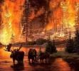 Peste 6.000 de incendii forestiere in Rusia in ultimele saptamini