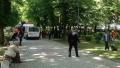 Politia bosniaca a prins 50 de migranti intr-un tren de marfa
