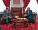 NICOLAE TIMOFTI A AVUT O INTREVEDERE CU SECRETARUL GENERAL ADJUNCT AL NATO PENTRU SECURITATE