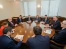 PRESDINTELE REPUBLICII MOLDOVA A AVUT O ITREVEDERE CU MISIUNEA BIDDO OSCE