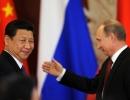Xi Jinping laudă rolul Moscovei şi al Beijingului în asigurarea păcii în lume