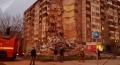 RUSIA: BILANTUL PERSOANELOR UCISE IN PRABUSIREA UNUI IMOBIL A CRESCUT LA SASE