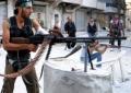 MAREA BRITANIE ANUNŢĂ UN AJUTOR DE 40 DE MLN DE LIRE STERLINE PENTRU REBELII SIRIENI