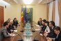 """CHIRIL GABURICI: """"IN REPUBLICA MOLDOVA EXISTA POTENTIAL PENTRU DEZVOLTAREA TEHNOLOGIEI INFORMATIEI SI COMUNICATIILOR"""""""
