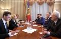 PRESEDINTELE R. MOLDOVA A AVUT O INTREVEDERE CU PRESEDINTELE GRUPULUI ADUNARII PARLAMENTARE OSCE PENTRU MOLDOVA