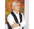 """ARTISTUL PLASTIC TIMOTEI BĂTRÎNU A VERNISAT O EXPOZIŢIE LA CENTRUL """"C. BRÂNCUŞI"""""""