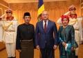 PRESEDINTELE MOLDOVEI A PRIMIT SCRISORILE DE ACREDITARE DIN PARTEA A TREI AMBASADORI AGREATI