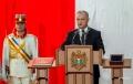 IGOR DODON: ALEGERILE PREZIDENTIALE DIN 2016 AU ARATAT CA IN REPUBLICA MOLDOVA INCEPE O NOUA ERA POLITICA
