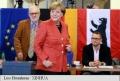 GERMANIA/ALEGERI: PARTIDUL ANGELEI MERKEL CISTIGA SCRUTINUL; RECORD NEGATIV AL SOCIAL-DEMOCRATILOR; EXTREMA-DREAPTA PE LOCUL TREI