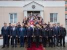 """PRESEDINTELE REPUBLICII MOLDOVA A CONFERIT SERVICIULUI DE PROTECTIE SI PAZA DE STAT ORDINUL """"STEFAN CEL MARE"""""""