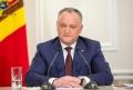 Igor Dodon: Misiunea mea cea mai importanta e sa descurajez orice tentativa de provocare a unui nou conflict armat pe Nistru