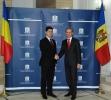 ROMÂNIA VA SPRIJINI MOLDOVA ÎN TOATE PROIECTELE DE MODERNIZARE