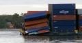 270 de containere pierdute de o nava, in Marea Nordului. Alerta din cauza incarcaturii