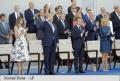 DONALD TRUMP, LA PARADA MILITARA DIN PARIS, CU PRILEJUL ZILEI NATIONALE A FRANTEI