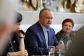 "SEFUL STATULUI A PARTICIPAT LA CONFERINTA ""MASS-MEDIA IN MOLDOVA: DUPA LIMITA DE EXISTENTA"""