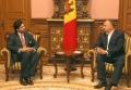 PRESEDINTELE REPUBLICII MOLDOVA, IGOR DODON S-A INTILNIT CU LUDWIG SAYN-WITTGENSTEIN