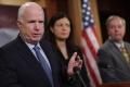 A murit senatorul american John McCain. Politicianul nu si-a dorit ca Donald Trump sa participe la funeraliile sale