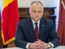 PRESEDINTELE REPUBLICII MOLDOVA A DEMARAT DISCUTIILE CU LIDERII PSRM, PDM SI CEI AI BLOCULUI ACUM